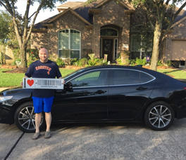 Sell My Acura TLX!
