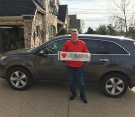 Sell My Acura MDX!